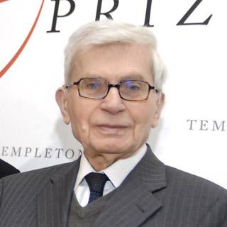 Prof Bernard d'Espagnat