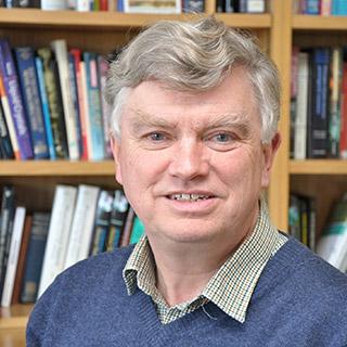 Prof Andrew Briggs