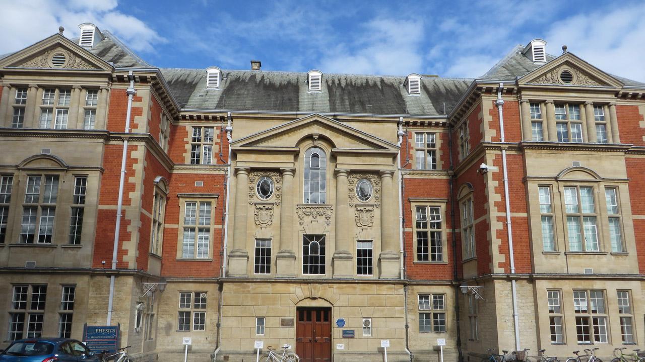 Clarendon Laboratory, Oxford