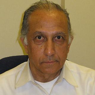 Prof Ramanath Cowsik