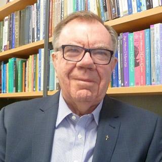 Revd Professor Denis Edwards