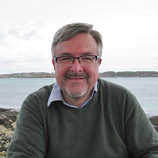 Rev Canon Dr Michael Fuller