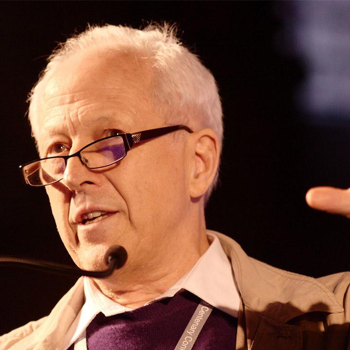 Prof George Ellis HonFISSR