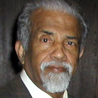 Prof George Sudarshan