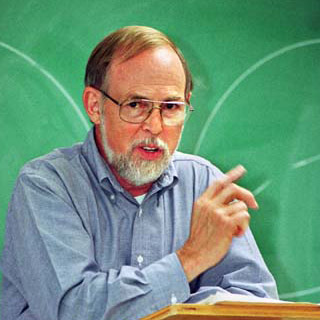 Prof David Lindberg