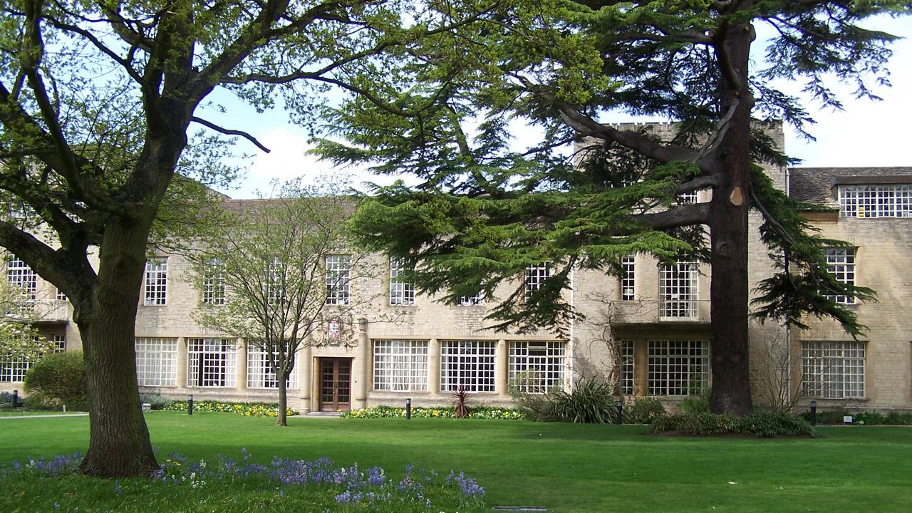 St Anne's College, Oxford