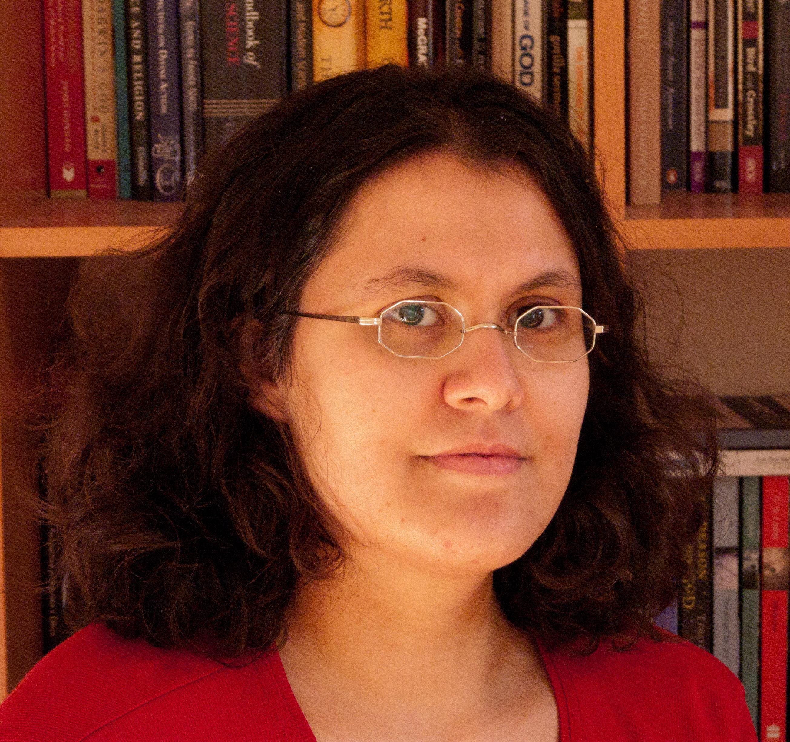 Dr Helen De Cruz