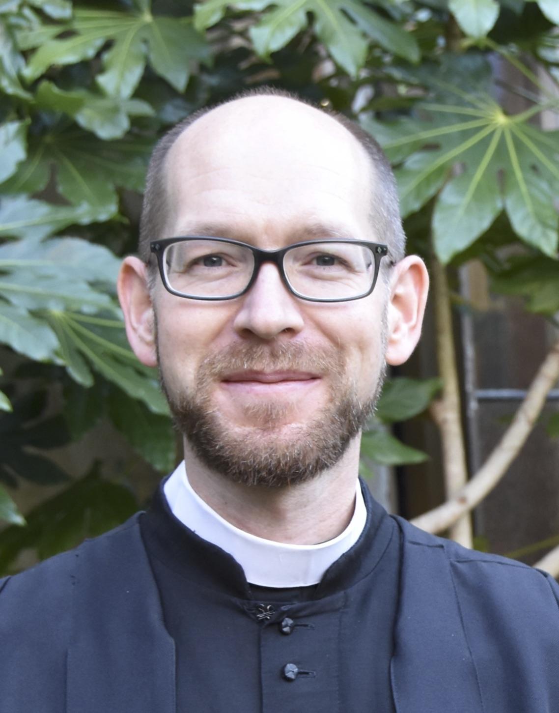 The Revd Dr Andrew Davison